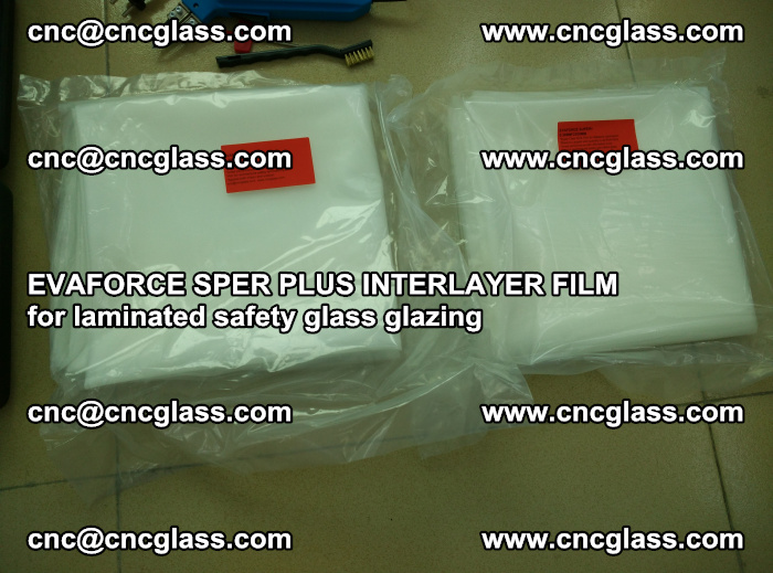 EVAFORCE SPER PLUS INTERLAYER FILM for laminated safety glass glazing (8)