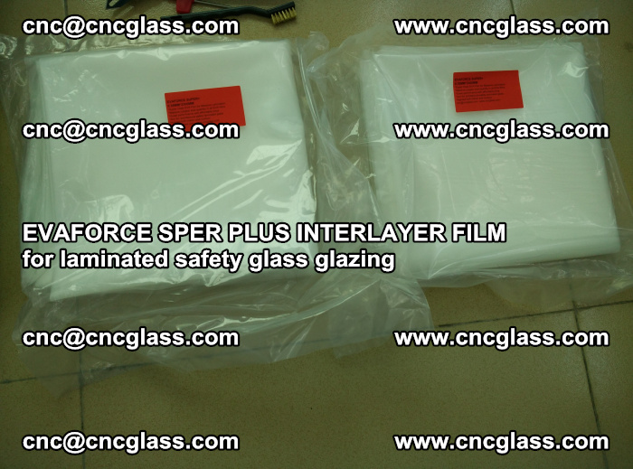 EVAFORCE SPER PLUS INTERLAYER FILM for laminated safety glass glazing (9)