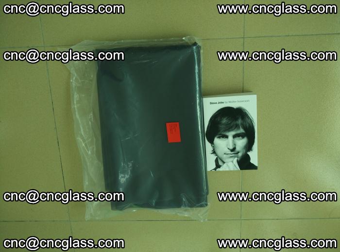 EVA glass interlayer film sample for safety glazing Grey Transparent (11)