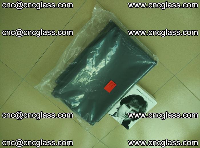 EVA glass interlayer film sample for safety glazing Grey Transparent (12)