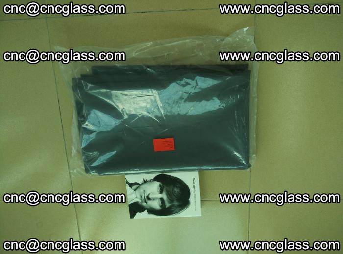EVA glass interlayer film sample for safety glazing Grey Transparent (14)