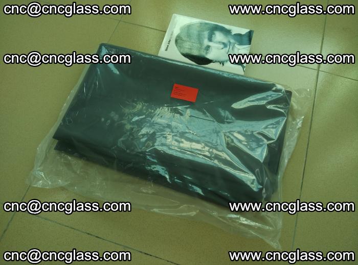 EVA glass interlayer film sample for safety glazing Grey Transparent (17)