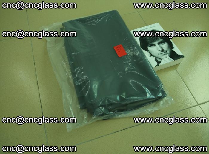 EVA glass interlayer film sample for safety glazing Grey Transparent (19)