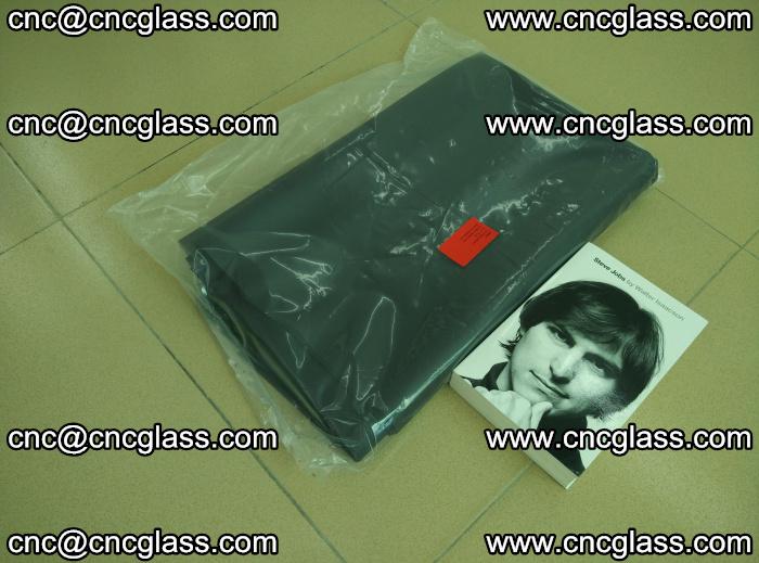EVA glass interlayer film sample for safety glazing Grey Transparent (23)