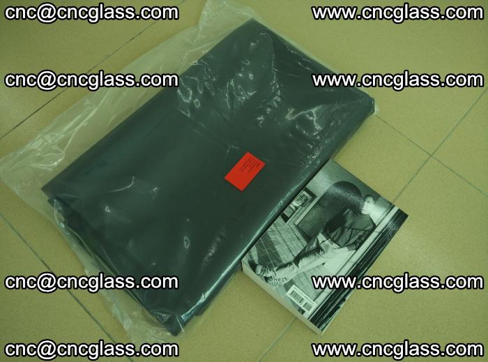 EVA glass interlayer film sample for safety glazing Grey Transparent (27)