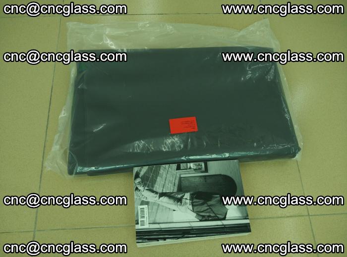 EVA glass interlayer film sample for safety glazing Grey Transparent (28)