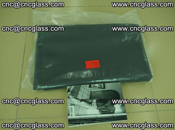EVA glass interlayer film sample for safety glazing Grey Transparent (29)