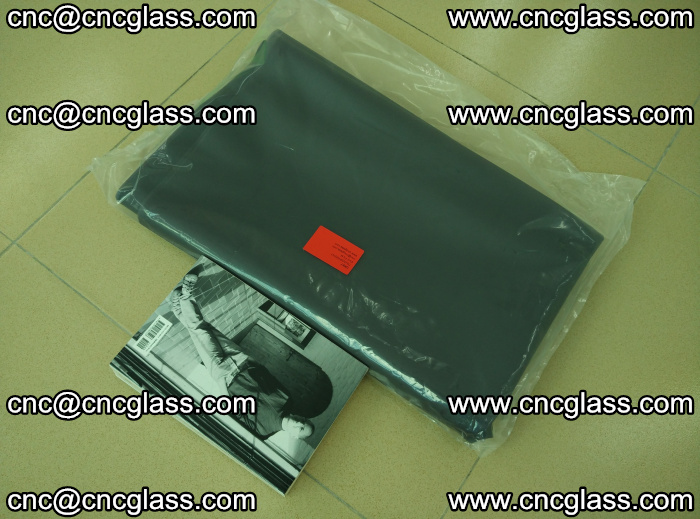 EVA glass interlayer film sample for safety glazing Grey Transparent (30)