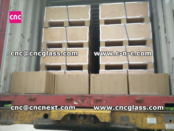 Eva interlayer glass film loading container (2)