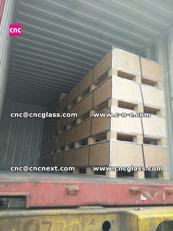 Eva interlayer glass film loading container (4)