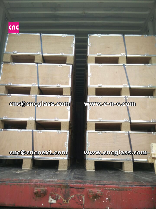 Eva interlayer glass film loading container (6)