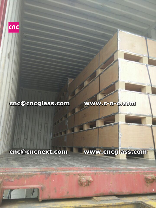 Eva interlayer glass film loading container (7)