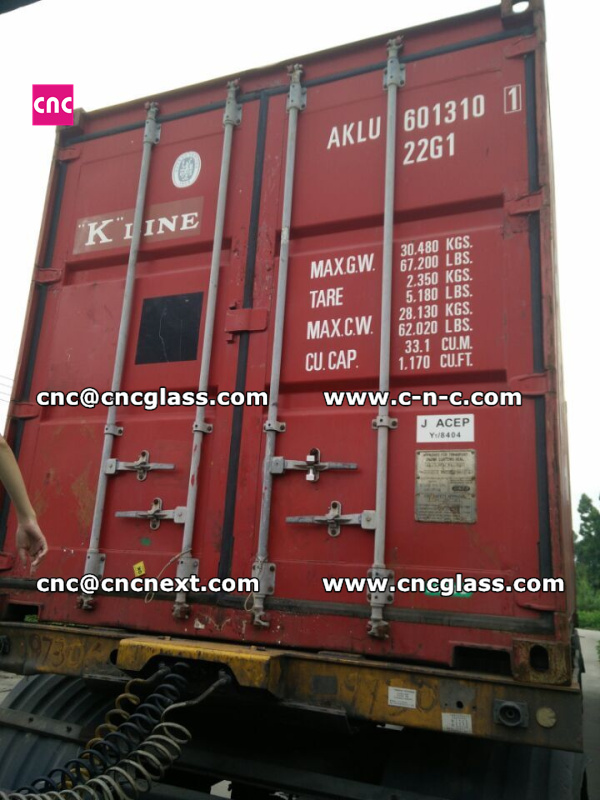 Eva interlayer glass film loading container (8)