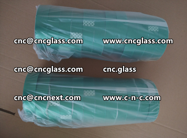 GLASS GREEN TAPE (10)