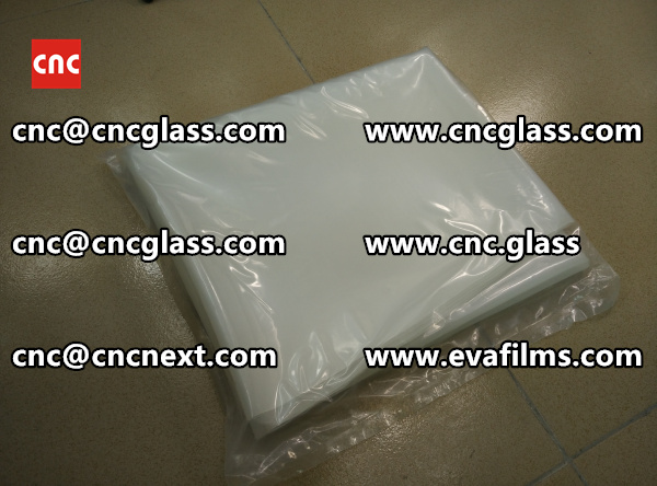EVA (ethylene vinyl acetate copolymer) interlayer film for decorative laminated glass  (4)