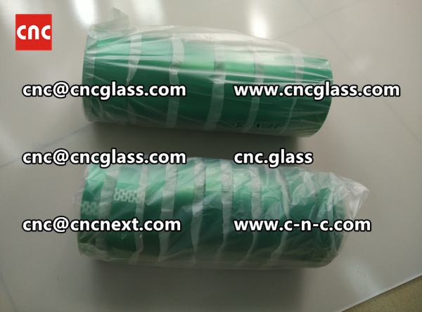 GLAZING HIGH TEMPERATURE GREEN TAPE (3)