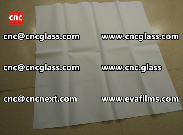 Laminated safety glass EVA-based densely cross-linked interlayer (11)