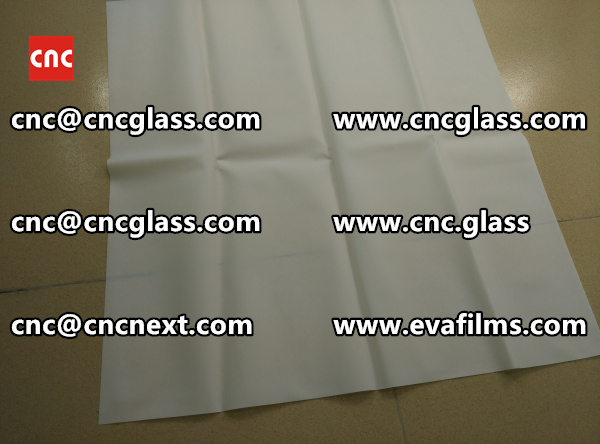 Laminated safety glass EVA-based densely cross-linked interlayer (7)