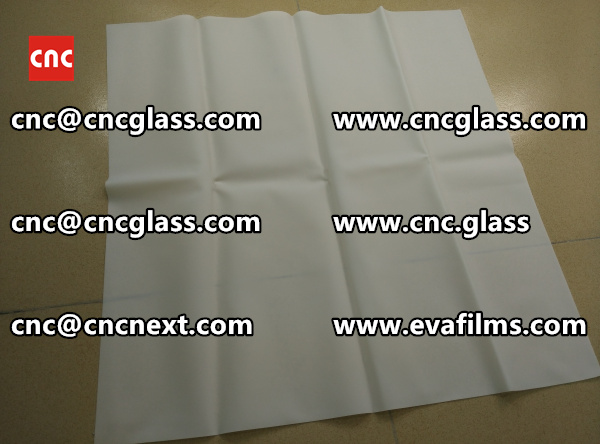 Laminated safety glass EVA-based densely cross-linked interlayer (9)