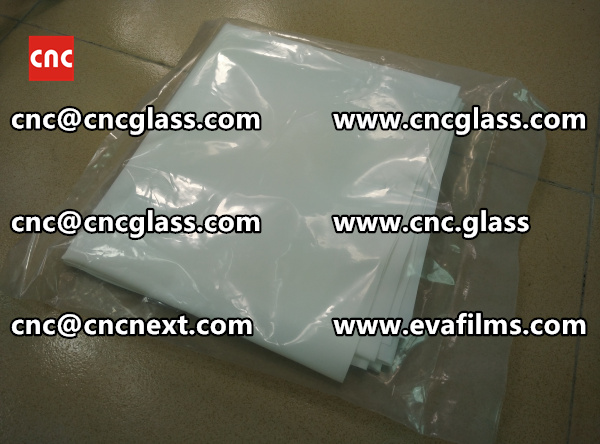FREE EVA FILM SAMPLES for safety laminated glass glazing (2)