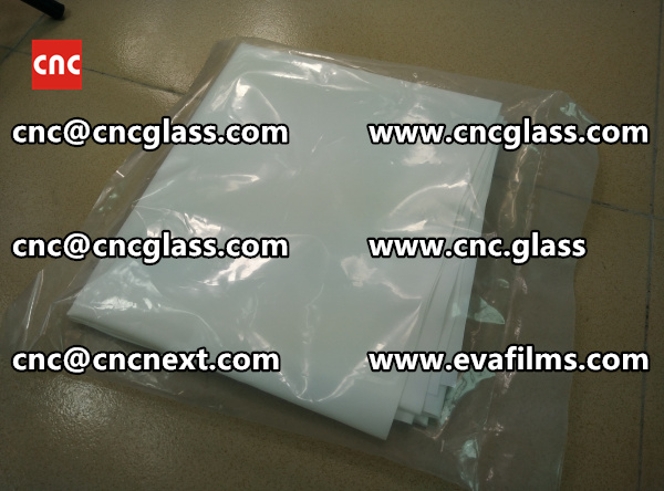 FREE EVA FILM SAMPLES for safety laminated glass glazing (3)