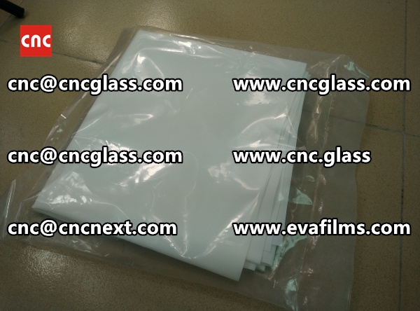 FREE EVA FILM SAMPLES for safety laminated glass glazing (4)