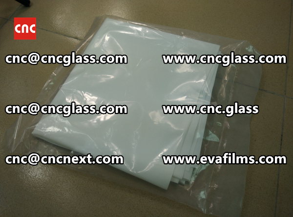 FREE EVA FILM SAMPLES for safety laminated glass glazing (5)