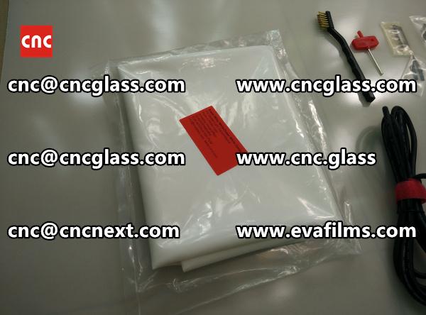 SAFETY GLASS INTERLAYER FILM eva film samples (1)