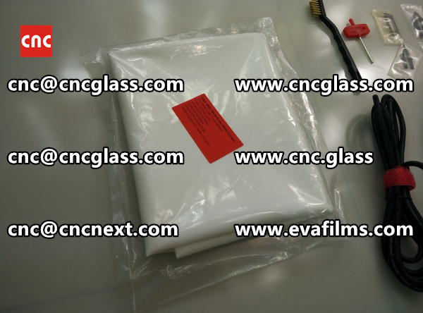 SAFETY GLASS INTERLAYER FILM eva film samples (2)
