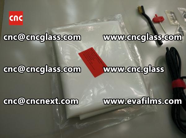 SAFETY GLASS INTERLAYER FILM eva film samples (4)
