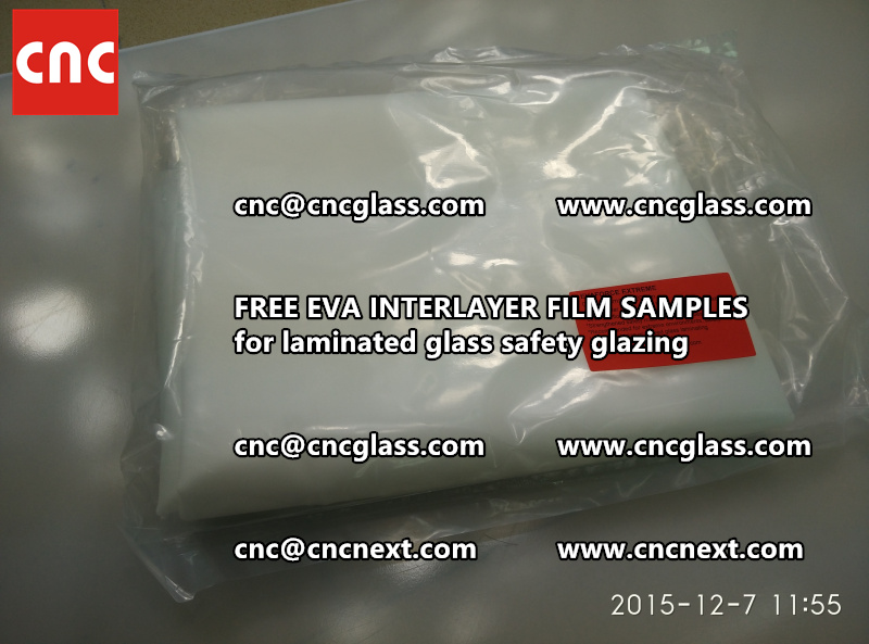 FREE EVA INTERLAYER FILM samples for safety glazing (1)