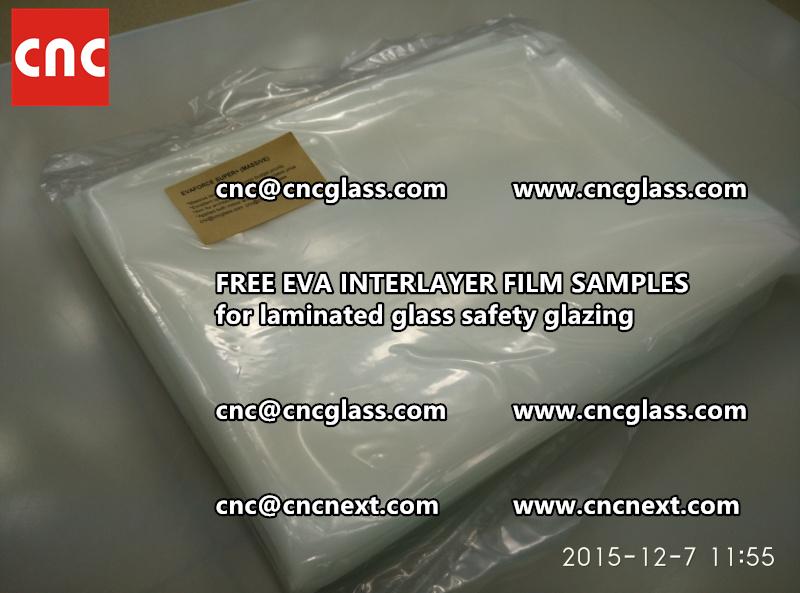 FREE EVA INTERLAYER FILM samples for safety glazing (11)