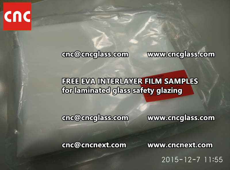 FREE EVA INTERLAYER FILM samples for safety glazing (13)