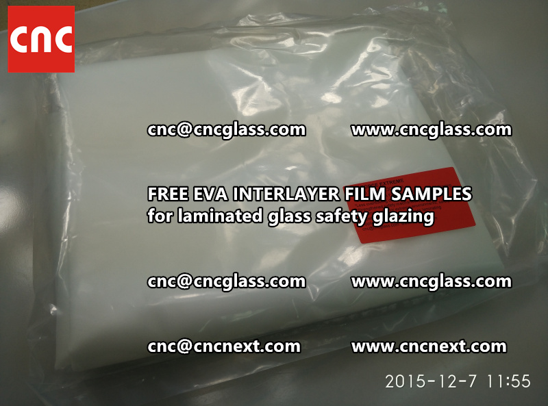 FREE EVA INTERLAYER FILM samples for safety glazing (14)
