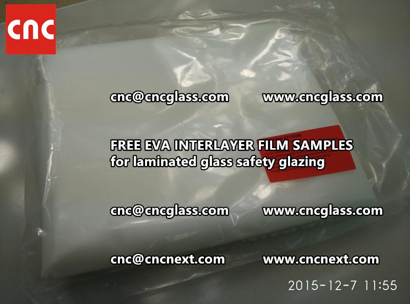 FREE EVA INTERLAYER FILM samples for safety glazing (14)