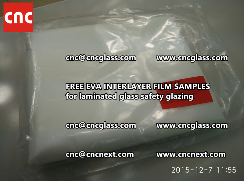 FREE EVA INTERLAYER FILM samples for safety glazing (15)