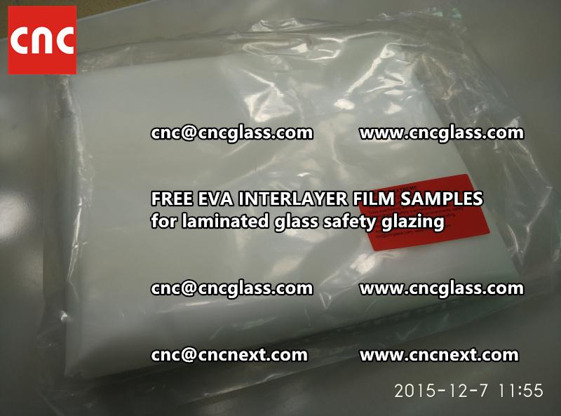 FREE EVA INTERLAYER FILM samples for safety glazing (15)