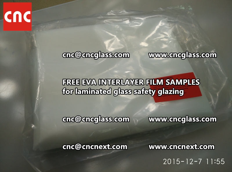 FREE EVA INTERLAYER FILM samples for safety glazing (16)