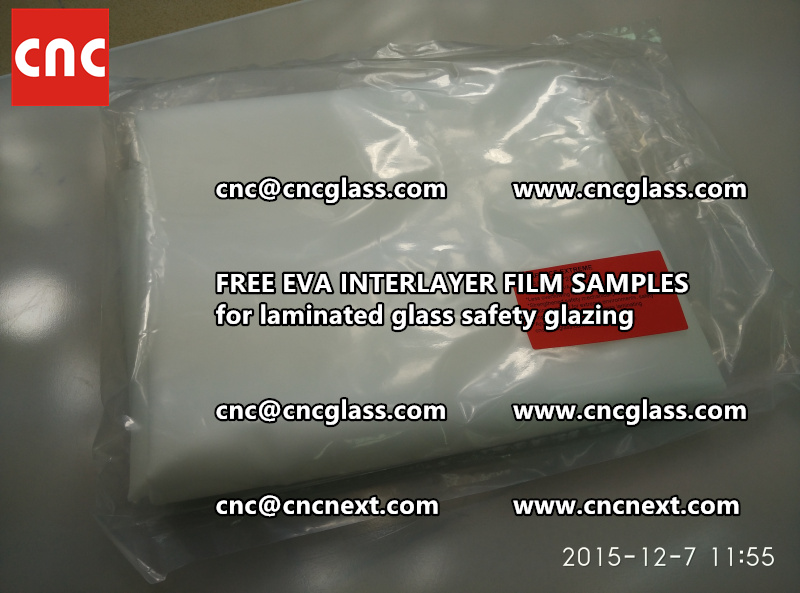 FREE EVA INTERLAYER FILM samples for safety glazing (17)