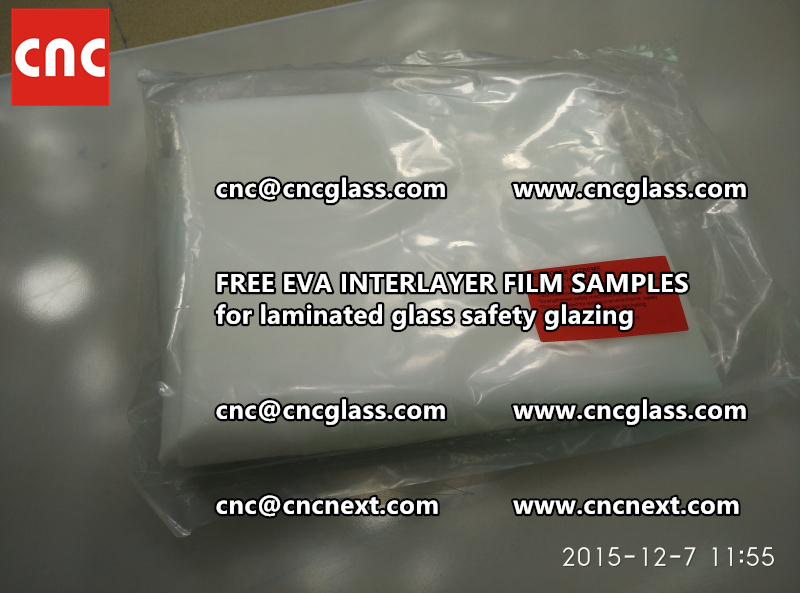 FREE EVA INTERLAYER FILM samples for safety glazing (19)