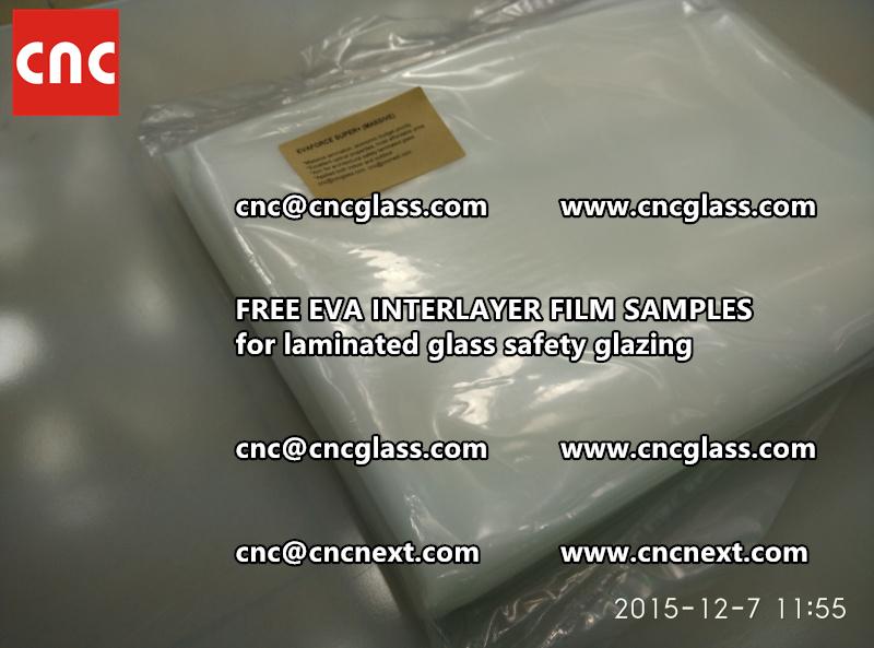 FREE EVA INTERLAYER FILM samples for safety glazing (3)