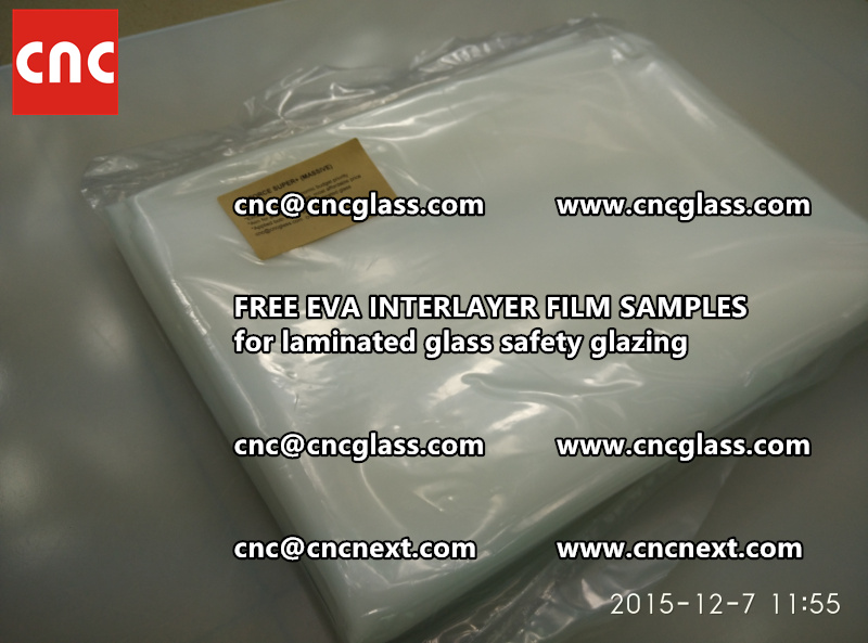 FREE EVA INTERLAYER FILM samples for safety glazing (4)
