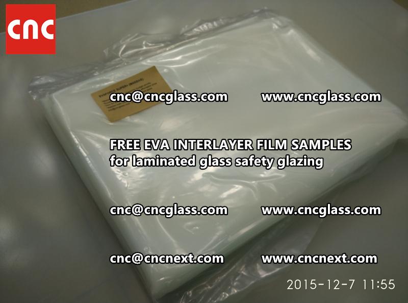 FREE EVA INTERLAYER FILM samples for safety glazing (5)
