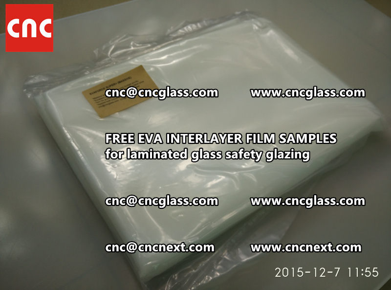 FREE EVA INTERLAYER FILM samples for safety glazing (6)