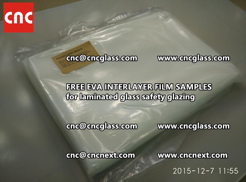 FREE EVA INTERLAYER FILM samples for safety glazing (6)