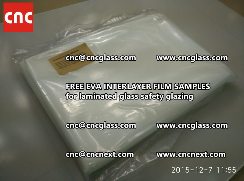 FREE EVA INTERLAYER FILM samples for safety glazing (7)