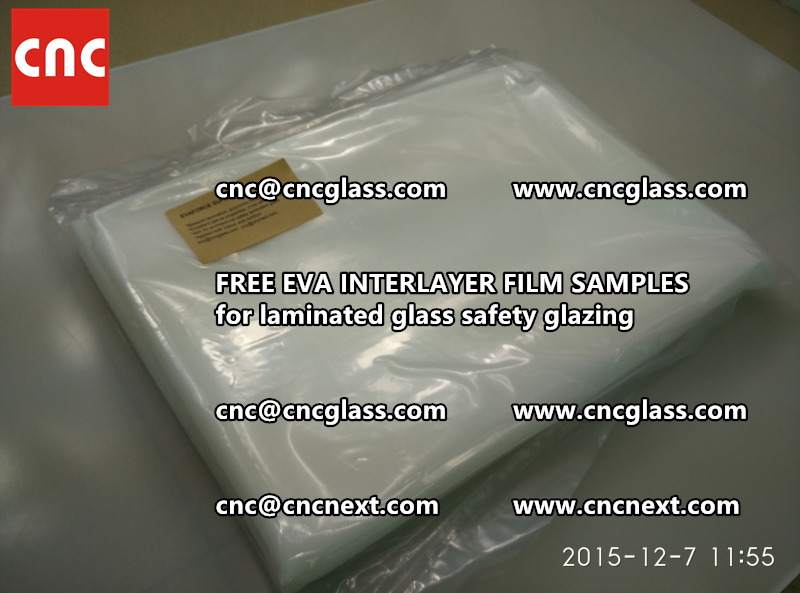 FREE EVA INTERLAYER FILM samples for safety glazing (9)