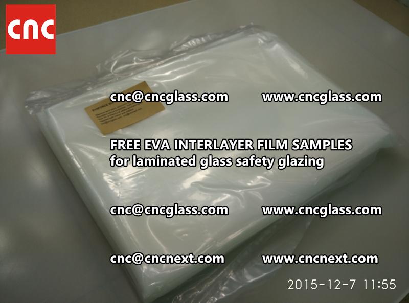 FREE EVA INTERLAYER FILM samples for safety glazing (9)