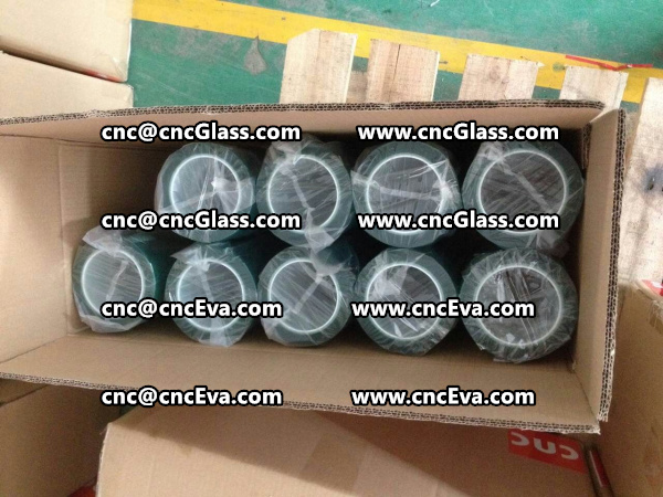 PET TAPE, oven tape, tape for eva film for laminated glass (1)