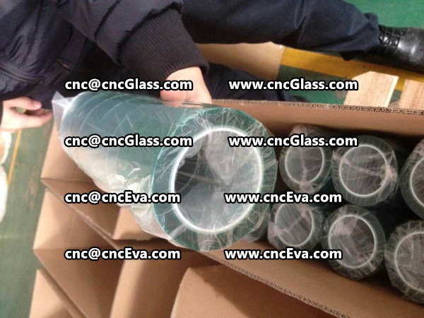 PET TAPE, oven tape, tape for eva film for laminated glass (2)